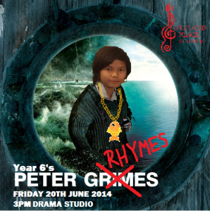 Peter Rhymes